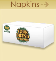 Your Brand Napkins